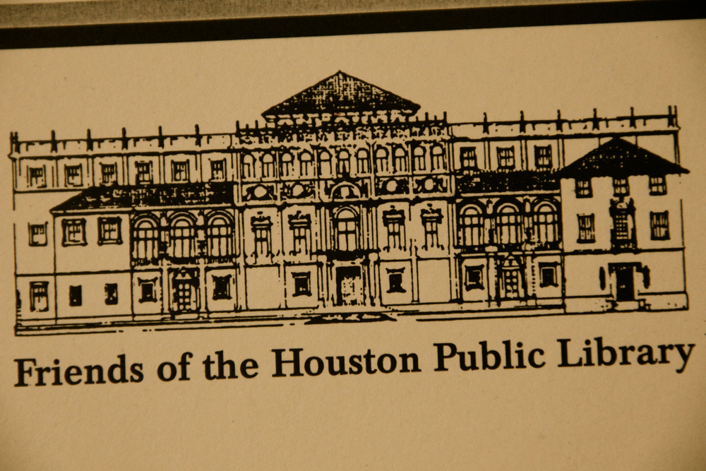 The original Friends of HPL logo.